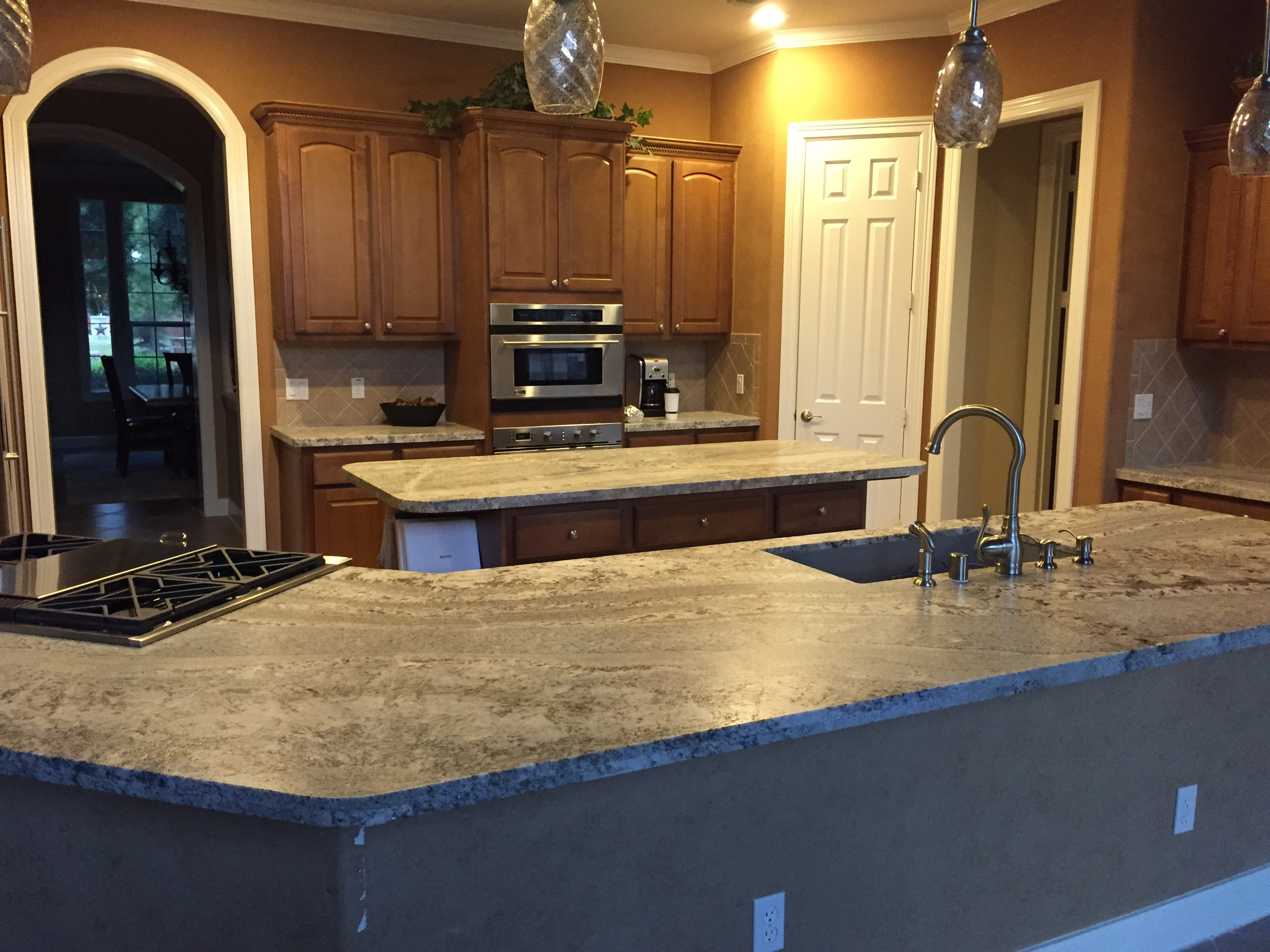 Natural Stone, R&D Marble, Inc., Willis, Texas