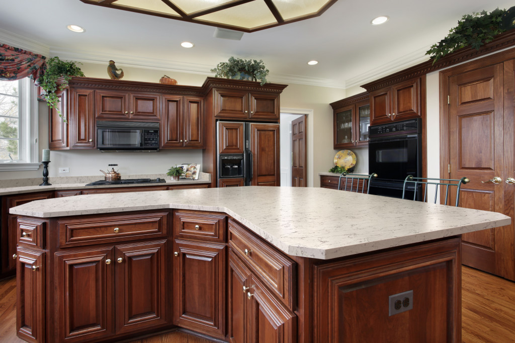 Silestone Quartz, R&D Marble, Inc., Willis near Conroe, Texas