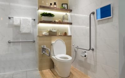 4 Steps to a Handicap Accessible Bathroom