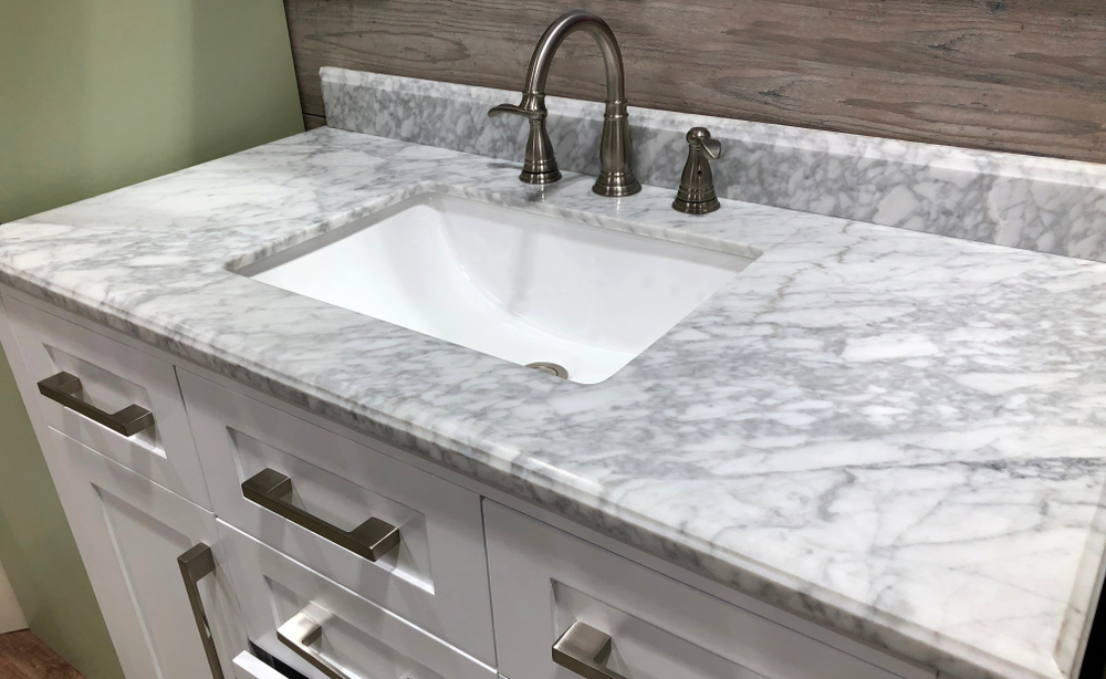 Cultured Marble Countertops: An Overview