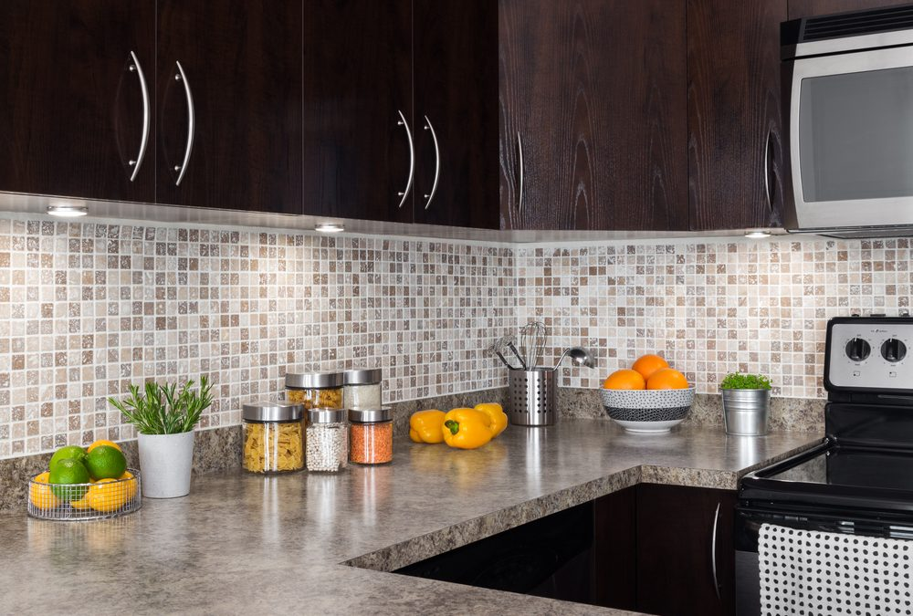 Decorating Countertops in Different Styles