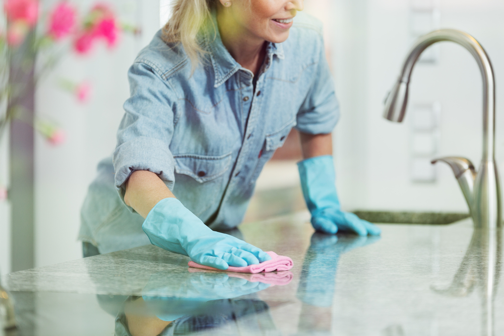 3 Cleaning Products You Should NEVER Use on Stone Countertops