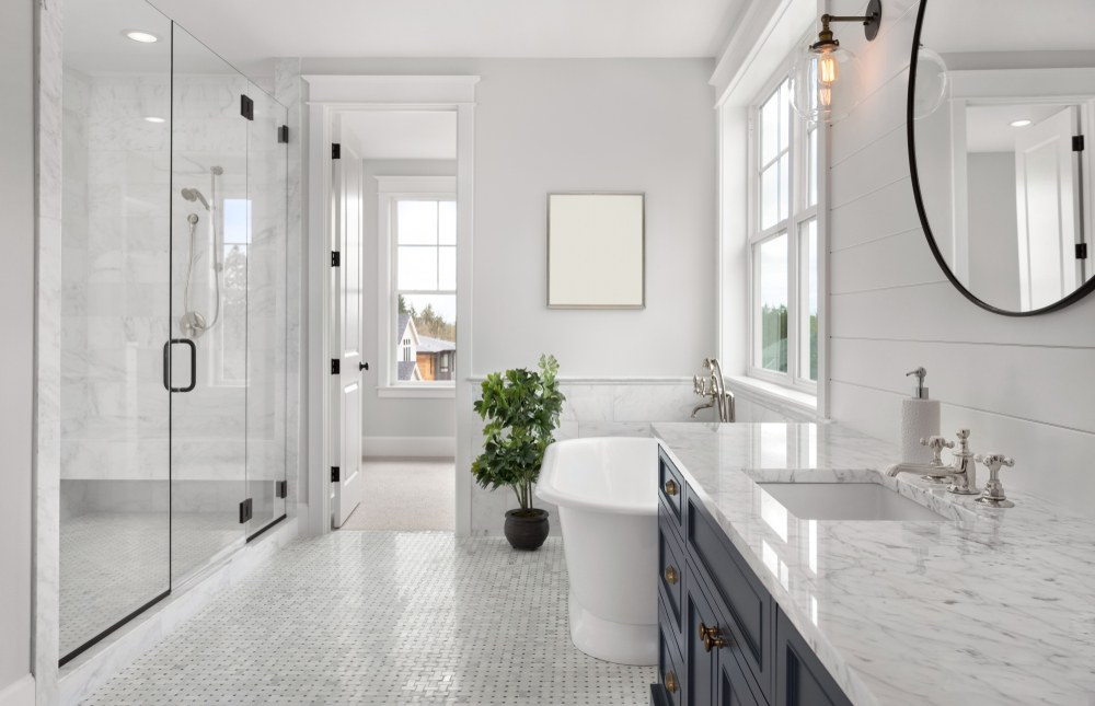 4 Stylish Countertops for Your Bathroom