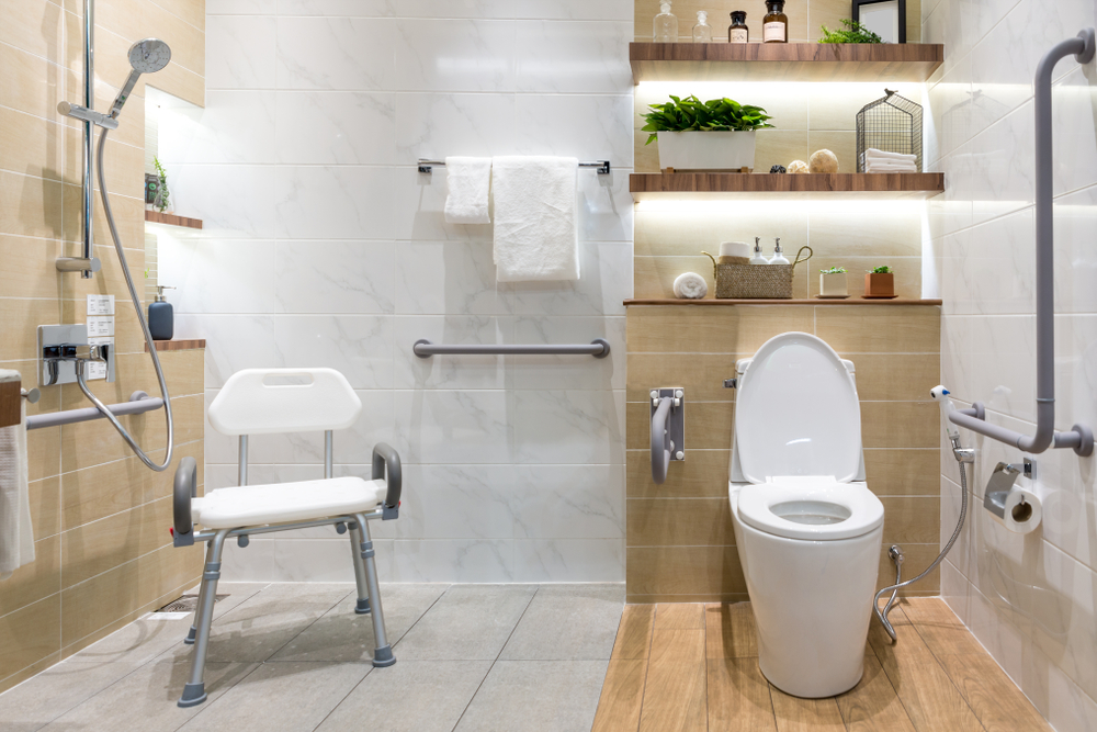 Transforming Your Bathroom to be Handicap Accessible