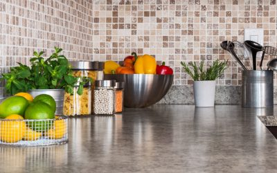Bored at Home: 5 DIY Decor Projects to Make Your Countertops POP