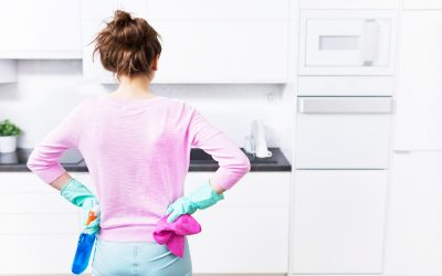 Kitchen Cleanup: 3 Tips for Cleaning Your Counter Tops
