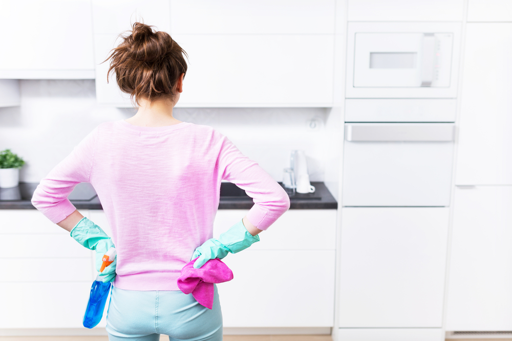 Kitchen Cleanup: 3 Tips for Cleaning Your Countertops R&D Marble, TX