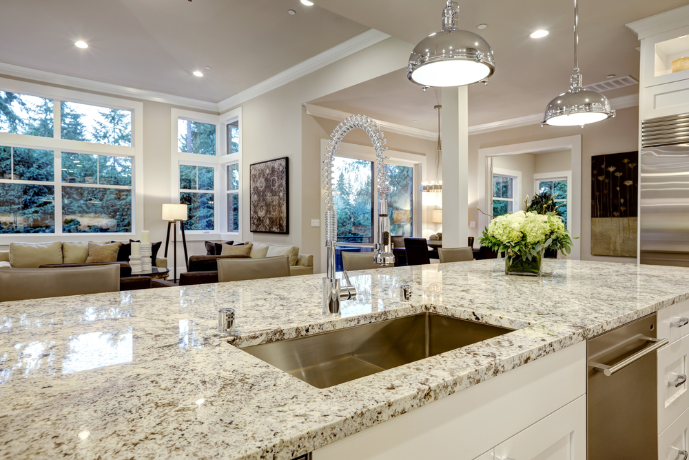 Natural vs. Engineered Quartz Countertops for Your Kitchen, R&D Marble, Conroe, TX