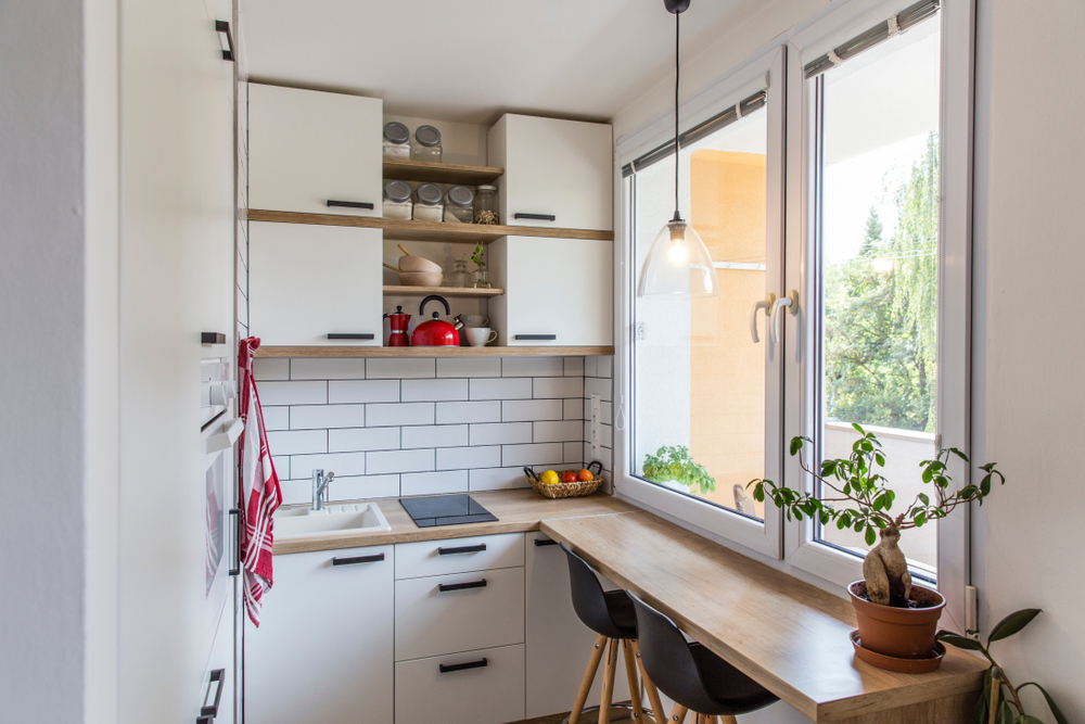 5 Unique Small Kitchen Designs for Your Renovation Project