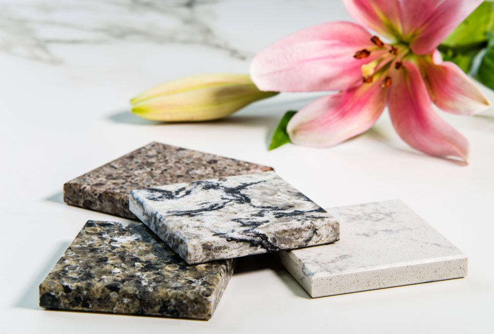 3 Perfect Materials for Custom Commercial Countertops