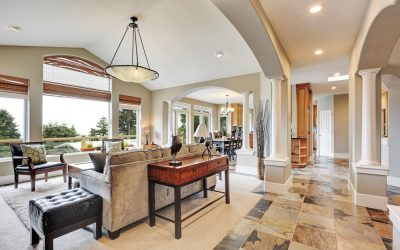 Using Natural Stone in Your Home's Design