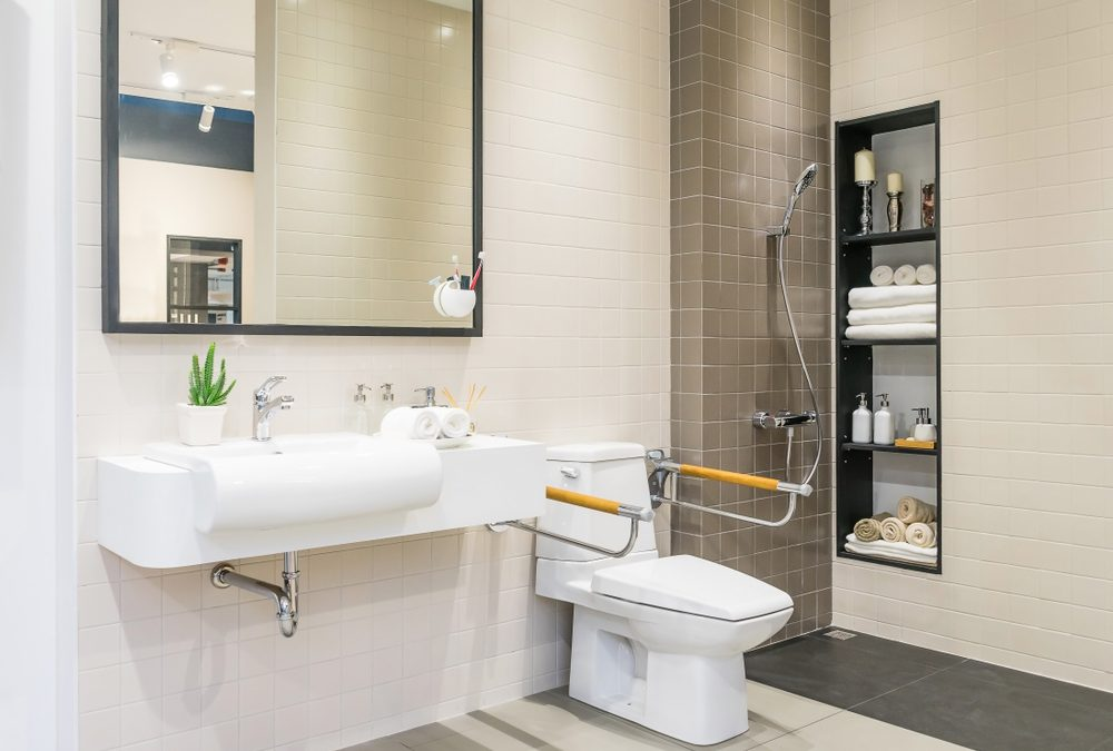 Create Your Handicap Accessible Bathroom with These 4 Steps